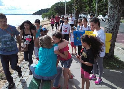 Evangelismo em Ipanema