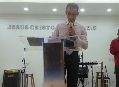 Pastor Cleber Canto